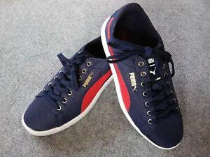 Puma Sneakers NEU Größe 40 dunkelblau