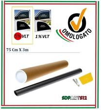 Film approved ABG Dimming Auto Glass Black 5% 75 cm Sticker shade
