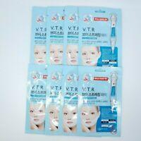 8pcs Mediheal VTR V Stretching Patch Face Lifting Care Mask Pack Korea Cosmetics
