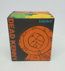 """Kidrobot x South Park 3"""" Dead Kenny Zombie New Sealed Vinyl Art Toy 2011"""