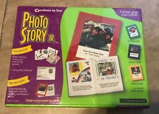 "Photo Story Jr. Creations by You Publish your own Book 7""x9"" NEW SEALED"