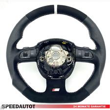Tausch Tuning Alcantara S-LINE Lenkrad AUDI A4 A5 A6 8E0 8K0 4F0 8T DSG