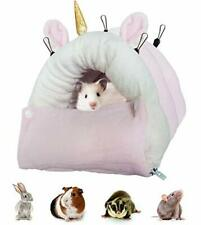 Small Animal Pet Bed,Homeya Guinea Pig Hideout Hanging Bedding for Hamster Chinc