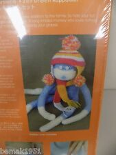 The Little Experience Knit-It Monkey Kit New Factory Sealed Ages 8 +