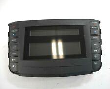 04 05 Acura TL Climate Temp A/C Heat Control Information Display Screen Unit OEM