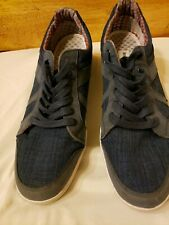 Ben Sherman Mens Navy/Denim Walking  Tennis Shoes Size 13
