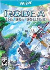 Rodea the Sky Soldier (Nintendo Wii U, 2015)  NEW SEALED