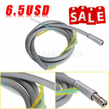 NSK Style Dental High / Low Speed Handpiece Tube 4 Holes Tubing for Air Turbine