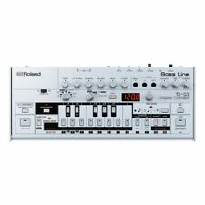 More details for roland tb-03 bass line synthesizer sound module, battery or usb powered (tb-303)