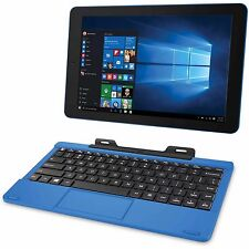 "Cambio 10.1"" 2-in-1 Tablet 2/32GB Intel Quad-Core Processor Windows 10"