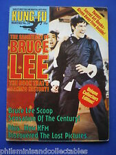 Kung Fu Monthly No. 28   Bruce Lee    ' Postermag '   1977