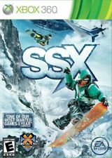 SSX - Xbox 360 [Ride Trick Downhill Snowboarding Sports] Brand New