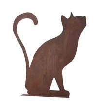 Statuettes et décorations de jardin pour chats
