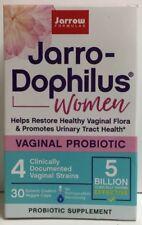 (New) Jarrow Dophilus Women 5 Billion  by Jarrow - 30 Capsules