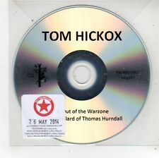 (FU13) Tom Hickox, Out of the Warzone - 2014 DJ CD