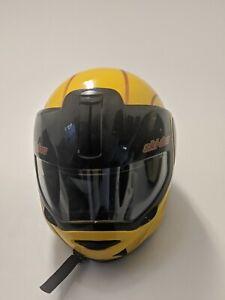 Ski-Doo Modular Snowmobile Helmet Excellent Condition Large Full Face