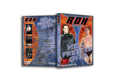 Official ROH Hell Freezes Over - Pre-Owned DVD **RARE**