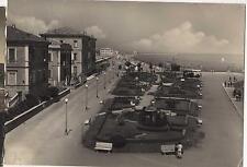 CARTOLINA DI PESARO GIARDINI E VILLA OLGA 1952 6-85