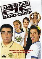 DVD AMERICA PIE BAND CAMP 2005 Film Cinema Video Movie Commedia