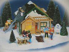 DEPT 56 - SV - A HOME IN THE MAKING - NEW - Set of 4 - Habitat For Humanity
