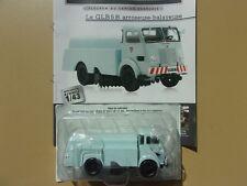 n° 7 BERLIET GLB 5B  Camion Arroseuse-Balayeuse DIEPPE   1/43 Neuf en Boite