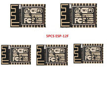 5pcs ESP8266 ESP-12F Serial WIFI Wireless Module Transceiver LWIP AP+STA HOT SU