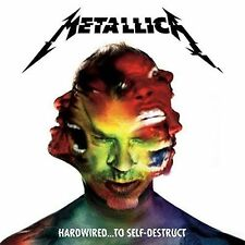 Metallica Metal Vinyl Records