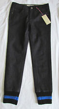 New Stella McCartney Knitted Bottom dress-y jeans/pants IT 26,US 0-4,XXS-XS
