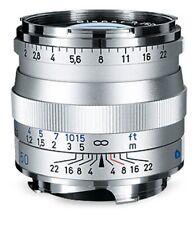 Zeiss ZM 50mm 2,0 planar t * Leica m plata