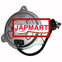 MITSUBISHI/FUSO CANTER FEA61 515 TIPPER EURO 5 2011- CONDENSER FAN MOTOR 2031V3