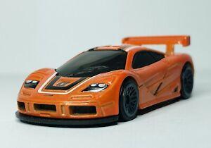 Hot Wheels McLaren F1 GTR 'Loose' Orange