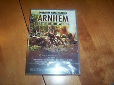 ARNHEM OPERATION MARKET GARDEN Battle for the Woods 1944 WWII WW2 DVD SEALED NEW