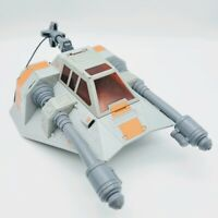 Playskool Star Wars Galactic Heroes Luke Skywalkers Hoth SNOWSPEEDER Vehicle