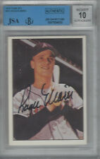 ROGER MARIS 1979 TCMA 50'S #161 JSA AUTHENTICATED/BGS AUTOGRAPH 10