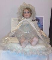 JC PENNEY PORCELAIN DOLL COLLECTION 1991 - SARA - DESIGNED BY BEATRICE PERINI