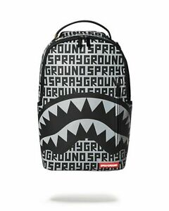 Limited Edition Sprayground Infiniti 3M Backpack DLX Gray - New with tags