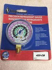 Imperial Precision Refrigerant Gauge R-12, R-22, R-502, 2.5