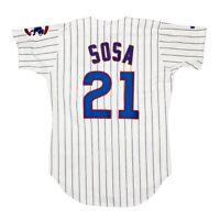 Vtg Rare MLB Chicago Cubs Sammy Sosa Russell Athletic Baseball Jersey. Size 40