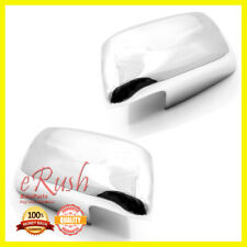 FOR 2005-UP NISSAN FRONTIER XTERRA PATHFINDER CHROME SIDE MIRROR COVER COVERS US