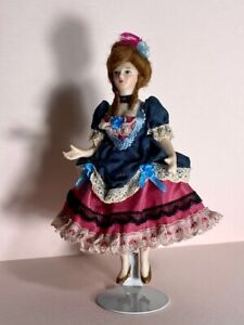 Dance Hall doll 1:12 scale