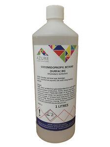 Azure Cocomidopropyl Betaine Surfac B4 Amphoteric Surfactant - 1L