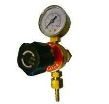 Propan Druckminderer Druckregler mit Manometer LPG