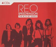 REO SPEEDWAGON - THE BOX SET SERIES 4 CD NEW+