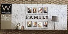 """Home Decor Family Frame Modular Wall Art 4"""" X6"""" Photos"""