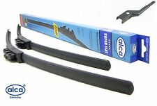 Fiat Tipo 2015-ON Alca Front Windscreen Wiper Bladesd 26''16''TL SET