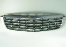 97-99 Cadillac Deville Front Grille Chrome White