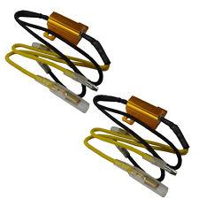Zwei Stück Widerstände 12 Volt LED für Motorradblinker bis 21W