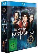 PRINZESSIN FANTAGHIRO BD (  Mario Adorf, Kim Rossi Stuart) 5 BLU-RAY NEU