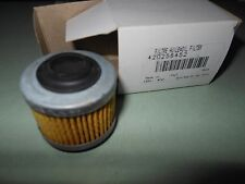 NEW Can-Am Rotax OBS Oil Filter / Filtre Huile  Rallye & Spyders # 420256452