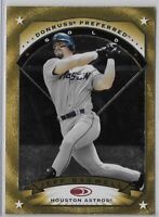 1997 Donruss Jeff Bagwell Preferred Gold Card No. 96 HOF!